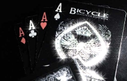 card combination of four aces